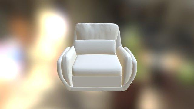 Fotoliu Viena 3D Model
