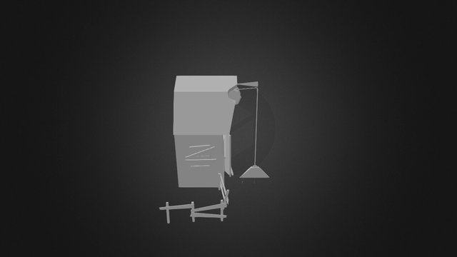 Barn 3D Model