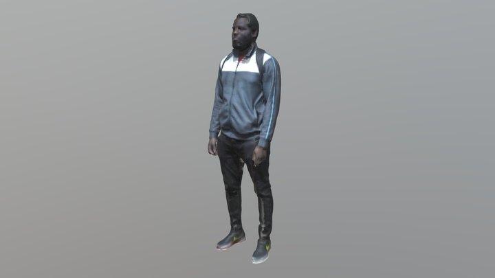 Timmy Oyebanji - Final for Sketchfab 3D Model