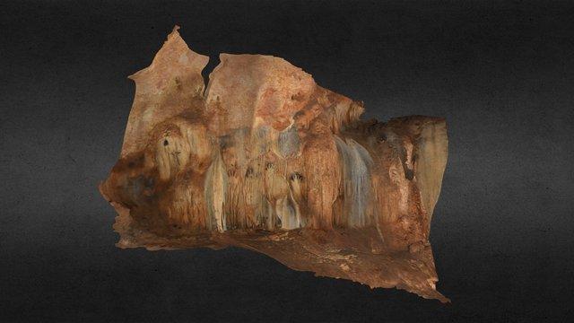Handprint Cave Pictographs