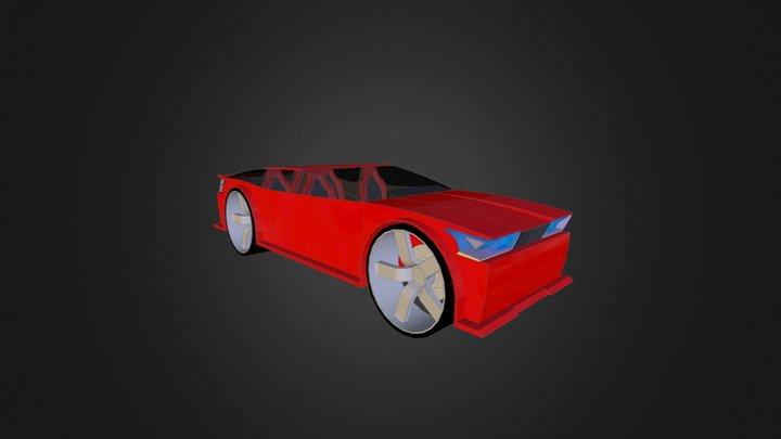 Oqab Khanjar 3D Model