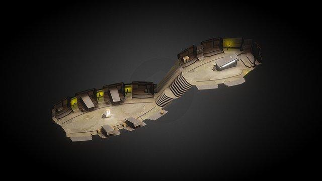 KORYTARZOTX 3D Model