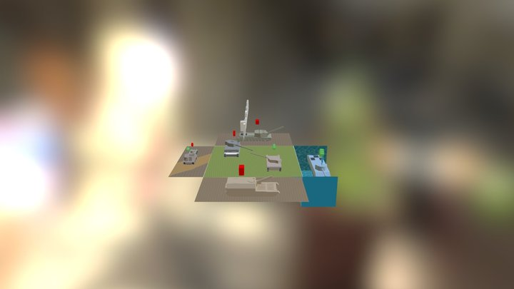 WoT Entry. 3D Model