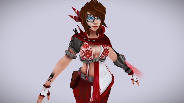 Character concept 3D Model