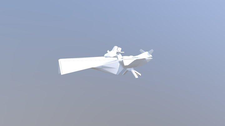 SPEEDER 3D Model