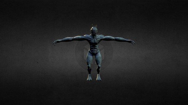 Rakghoul - reimagined 3D Model