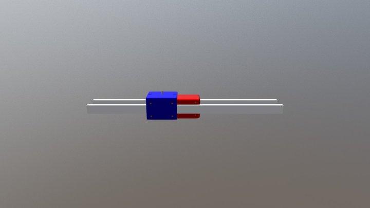 Camera Slider 3.0 3D Model
