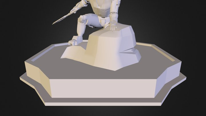 Master Chief 3D Model