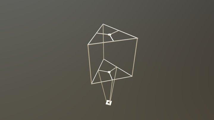 Propuesta 2°: Estructura 3D Model