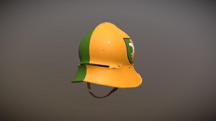 Sallet 3D Model