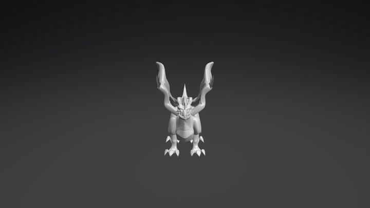 Blackdragon 3D Model