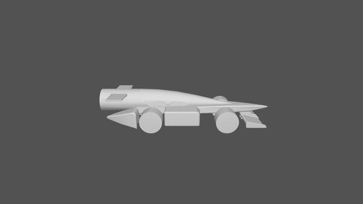 Statera 3D Model
