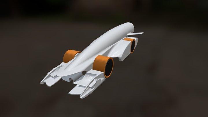 Epsilon 3D Model