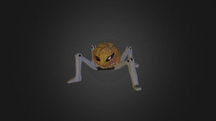 Pumpkin! 3D Model