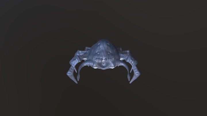 Demon Spider LD 3D Model