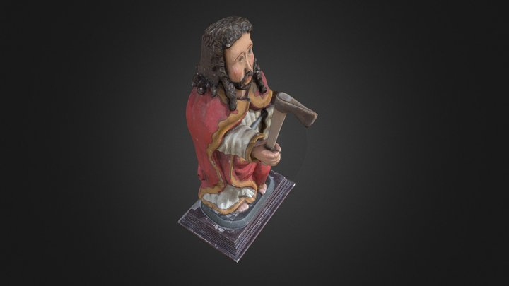 San Adrian Optimizatua4 3D Model