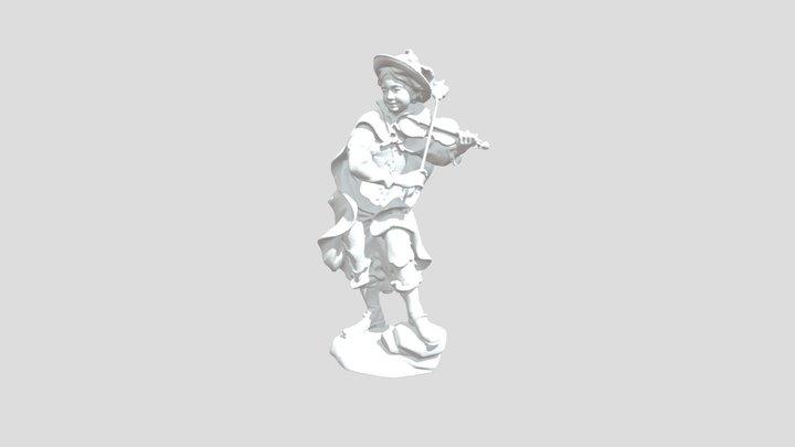 Small Sculpture 2 3D Model
