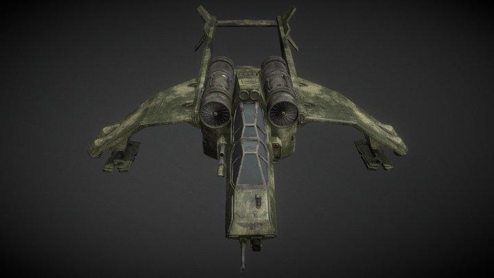 Valkyrie warhammer 40000 3D Model