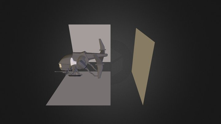 Finished Smoothing 3D Model