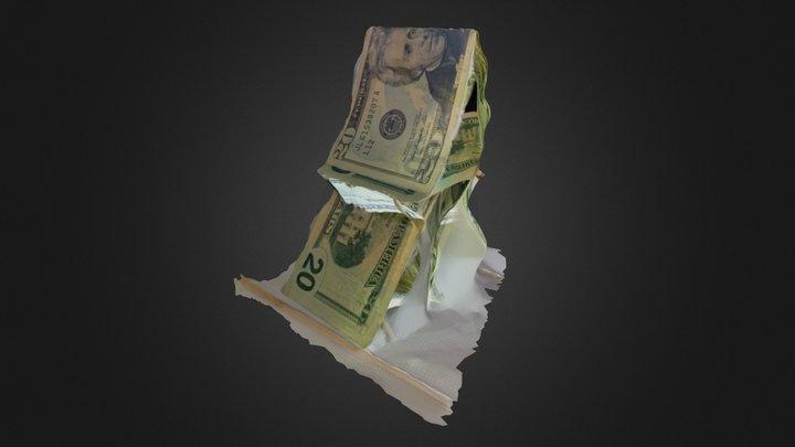 Bills pyramid #3DST29 3D Model