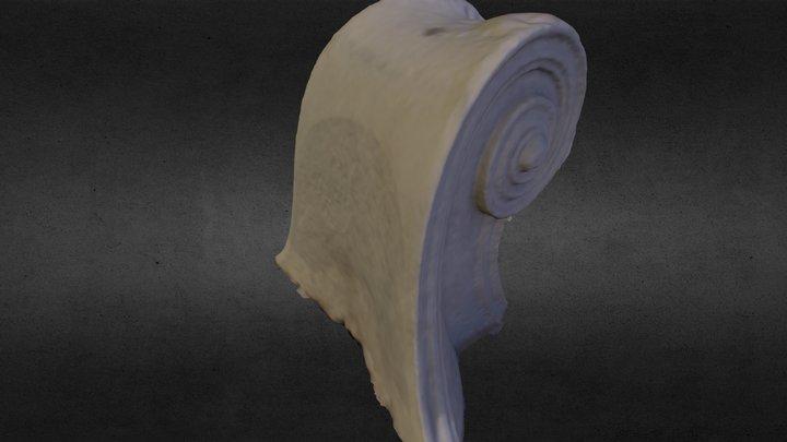 Ejercicio fotogrametría - Rest03 3D Model