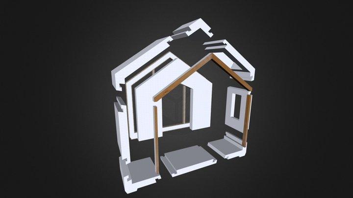 STYROframe 3D Model