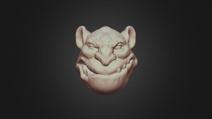 Goblin2 3D Model