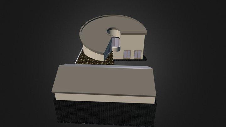 Cornelissen_FinalColorVertex.blend 3D Model