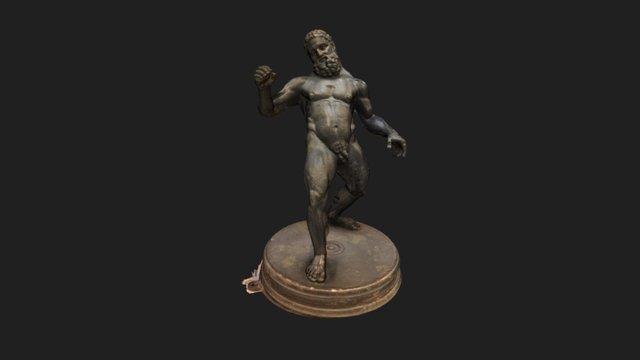 Ercole Ebbro 3D Model