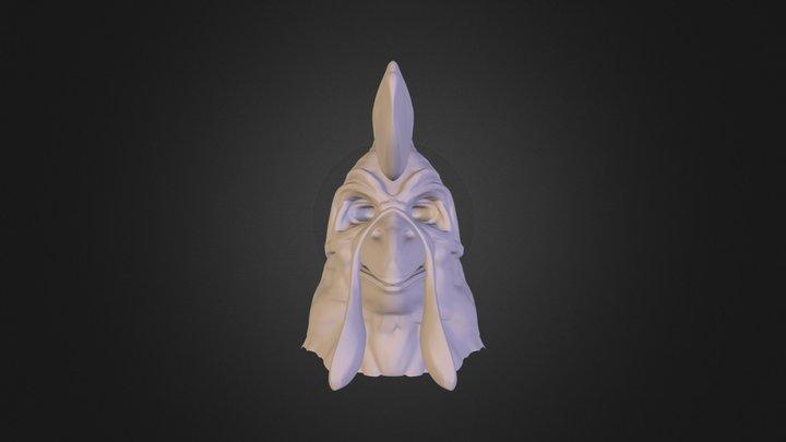 sketchfast 7 contest - wip 1 3D Model