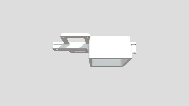 SoraBot-UVGI | support color sensor 3D Model