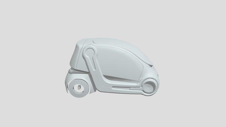 Uploads Files 88236 City Car 3D Model