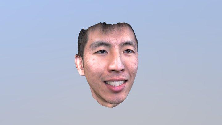 Face Model by Bellus3D 3D Model