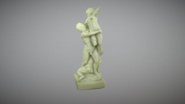 Secuestro low tes 3D Model
