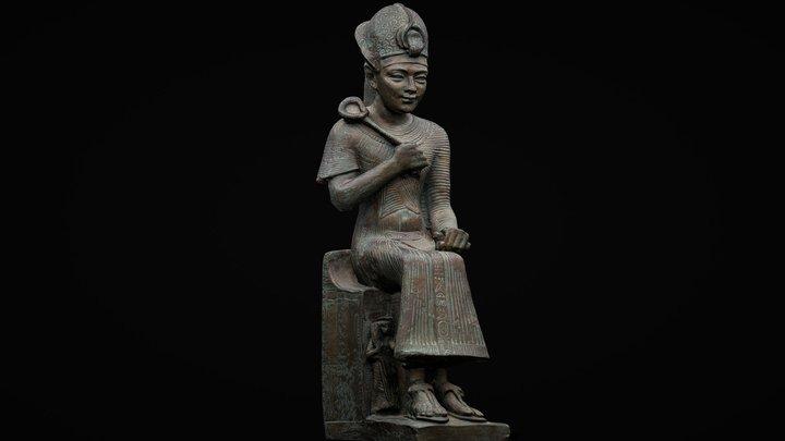 Pharaoh Ramesses II | Statue 3D Scan 3D Model