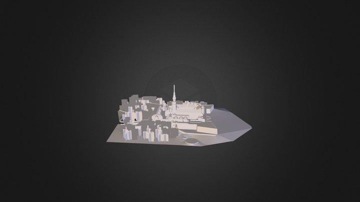 Jasna G Ra Kpl 3 Modele 3D Model