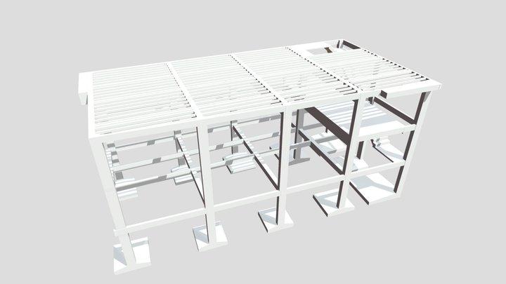 Edificação Triety - Pav. Tipo 3D Model