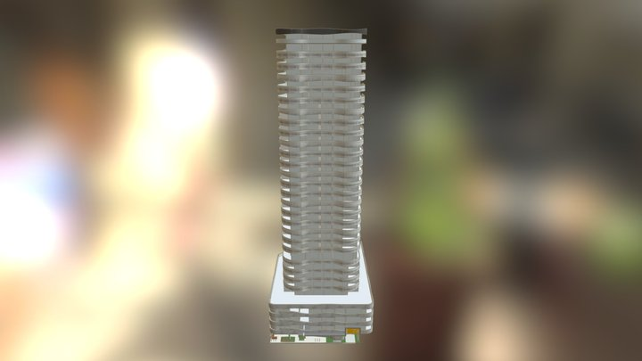 Mill Point Test 3D Model