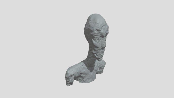 HPE103 3D Model