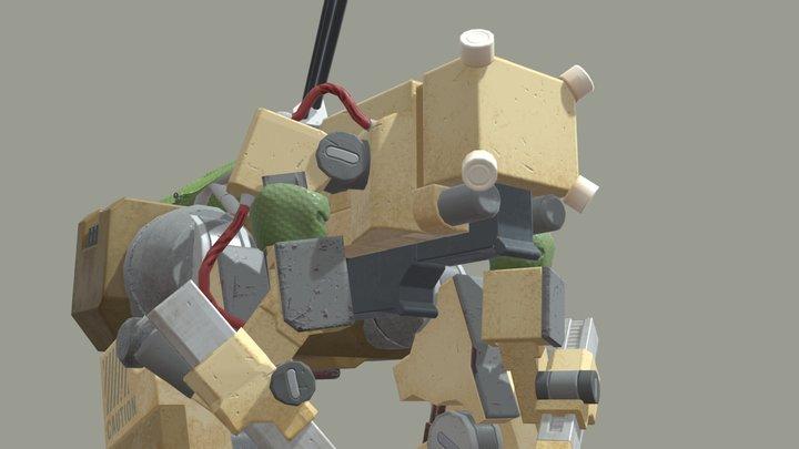 robotticus maximus 3D Model