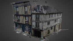 52 - 48 Grande rue, 72000, Le Mans, France 3D Model