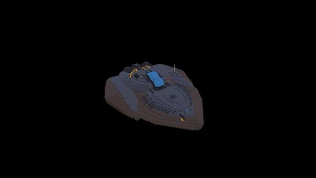 Volcom 3D Model