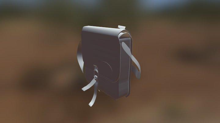 Hard Prop Project - Bag 3D Model