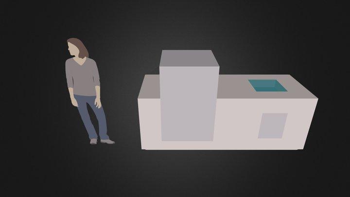 KUE_BBQ-Concept2_102113 3D Model