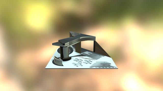 MOE 2 3D Model