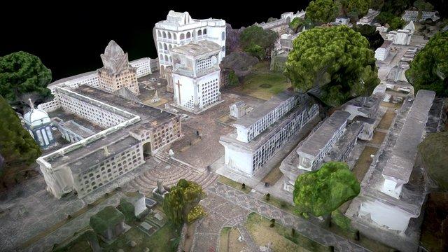 Cementerio Patrimonial corneliomerchan@gmail.com 3D Model