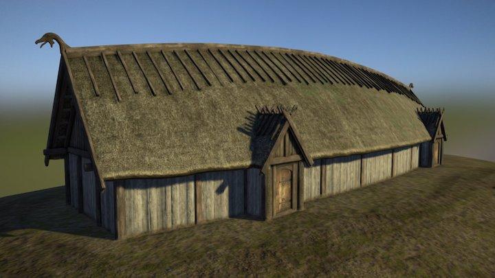 Kvarnbohall 3D Model