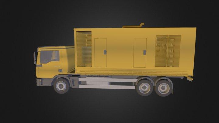 generator_final 3D Model