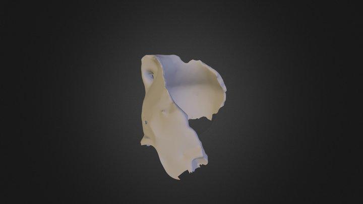 modelo olla 3D Model
