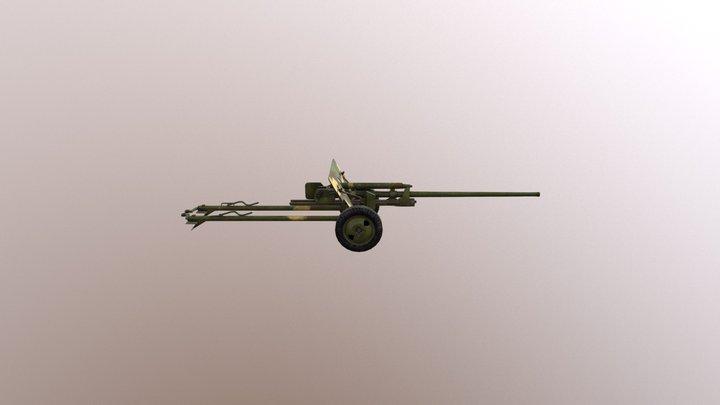 ZIS_2 3D Model